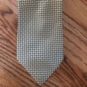 Jos. A Bank Gold & Blue Tie